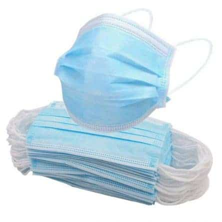 3 Ply Face Mask – Box of 50