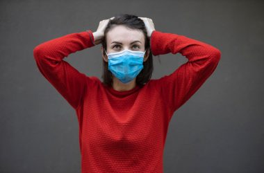 when to wear a face mask in England